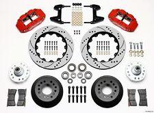 "Ford Mustang II,Pinto,Wilwood Superlite 6R Front Big Brake Kit,14""Drilled Rotors"