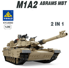 M1A2 Abrams MB Tank or Humvee Army Figures Compatible Building Brick 1463pcs UK