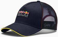 PUMA Red Bull Racing Mesh Back Adjustable Snapback Trucker Hat