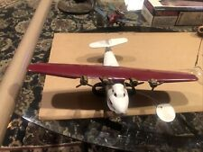 Vintage Wyandotte Paa China Clipper Boeing B-314 Flying Boat Airplane Toy Fine !