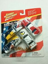 JOHNNY LIGHTNING PATRIOTIC PUZZLE MUSCLE CARS FIREBIRD,  CHEVELLE, OLDS 442, GSX