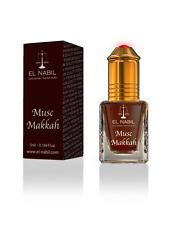 EL NABIL 5ml Musc Makkah 100% huile