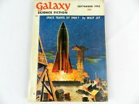 GALAXY SCIENCE FICTION September 1952 - Gordon Dickson, James H. Schmitz