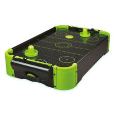 Neon Table Air Hockey Tabletop 20 Inch Game Pushers Pucks Included