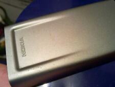 Nokia 8850 Rear cover house titanium original