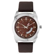 Laurels Excalibur Analog Brown Dial Men's Watch - LL-MEX-0505