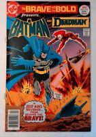 Brave and the Bold #133 DC 1977 VF+ Bronze Age Comic Book Deadman 1st Print