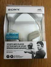 SONY SPORTS MP3 Player - NW-WS413 - Ivory - 4GB - Waterproof