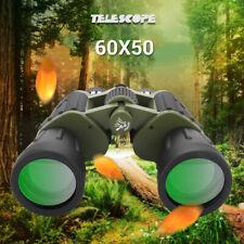 60x50 Night Vision Military Army Day/Night HD Optics Binocular for Hunting Moon