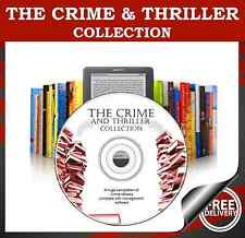 Crime and Thriller eBook Collection 6000+ for Kindle Kobo eReader DVD