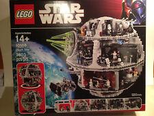 LEGO 10188 DEATH STAR - NEW SEALED 25 Minifigs Star Wars FAST SHIPPING !