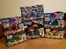 Voltron 9 inch lot