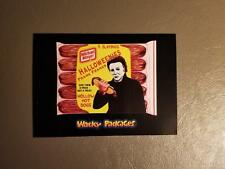 Michael Mayer Halloweenies Red Ludlow 18/25 2018 Topps Wacky Packages Go Movies