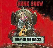 Snow on the Tracks by Hank Snow (CD, Oct-2008, Bear Family Records (Germany))