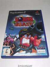 Worms Blast PS2 PAL *Complete* Free Post