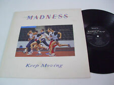 MADNESS Keep Moving - 1984 UK LP