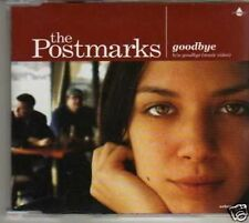 (960G) The Postmarks, Goodbye - DJ CD