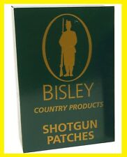 Bisley 12g 12 bore Shotgun Cleaning Patches 25 pck