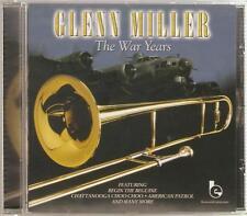 GLENN MILLER THE WAR YEARS CD - TUXEDO JUNCTION & MORE