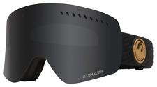 2020 Dragon NFXs Snowboard Goggles in Gum Frame w/Dark Smoke & Rose Lenses