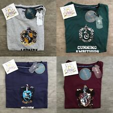 Ladies Harry Potter Nighty Pyjamas Pjs Night Dress Shirt Womens Girls Primark