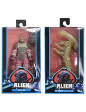 Alien 40th Anniversary Poseable Figure 2 PACK Big Chap & Dallas- NEW & SEALED