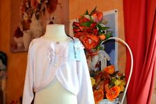 veste tartine et chocolat neuve 5 ans rose froufrou port offert