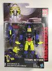 Hasbro Transformers Decepticon Krok Titans Return