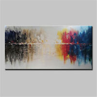 CULOP724 100% charmed hand painted abstract modern oil painting art on canvas