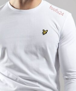 Lyle & Scott Long Sleeve  Men's Crew Neck t-Shirt