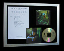TOM WAITS Blue Valentines TOP QUALITY MUSIC CD FRAMED DISPLAY+FAST GLOBAL SHIP