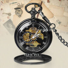 Antique Pocket Skeleton Watches