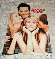 Addicted To Love Original US One Sheet Movie Cinema Poster 1997 Meg Ryan