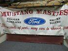NOS 1965 Mustang C5ZZ 6540544-B Red Oxide Rear Valance 1966 Rear Valance