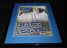 Soulja Boy Tellem 2007 Crank That Framed 11x14 ORIGINAL Vintage Advertisement