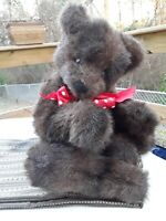 Teddy Bear Artist Bear By Joy McClenaghan German Plush Tush Tag Excel. Cond.