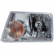 Headlight Assembly Front Left AUTOZONE/PILOT COLLISION fits 2001 Ford Ranger