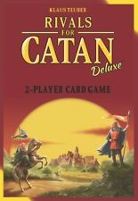 Rivals for Catan Deluxe  - 2 Player Card Game