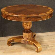 Tavoli d'antiquariato Carlo X