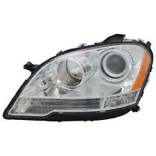 Headlight Assembly PILOT COLLISION 20-12146-00 fits 08-11 Mercedes ML350
