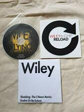 Wiley - Skanking / Flying / Reload - 3x Promo CD Singles