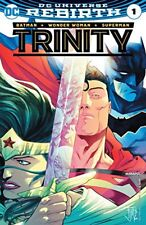 TRINITY 1 2 3 4 5 6 DC REBIRTH COMICS MANAPUL REGULAR & VARIANT 12 COMICS BATMAN