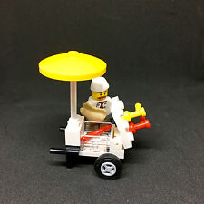Lego Hot Dog Mini Kit (Minifigure + Cart) - City Fun in the Park set 60134