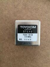 Quarz-Oszillator TCO-101D 10 MHz TOYOCOM