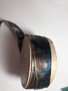 Spool Of Antique French Ribbon