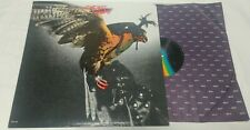 MCA SAMPLE COPY 1974 ORIG = BUDGIE ~ IN FOR THE KILL ~ HARD HEAVY ROCK LP