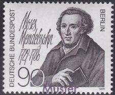 Specimen, Berlin Sc9N429 Philosopher Moses Mendelssohn (1729-86)