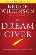 The Dream Giver Bruce Wilkinson.. NEW
