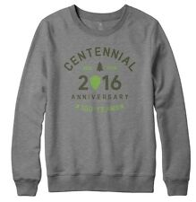 National Park Service Centennial 100 Year Anniversary Sweatshirt Unisex XXL
