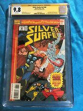 Silver Surfer #86 - Marvel - CGC SS 9.8 NM/MT - Signed by Andy Smith